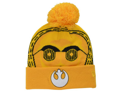 C3PO Star Wars Galactic Biggie Cuff Knit