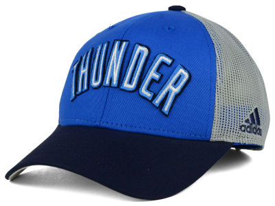 Oklahoma City Thunder adidas NBA Blacktop Adjustable Cap