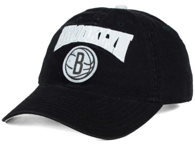 Brooklyn Nets adidas NBA Loyal Fan Adjustable Hat