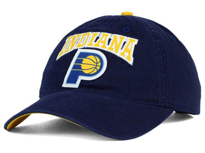 Indiana Pacers adidas NBA Loyal Fan Adjustable Hat