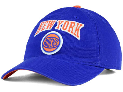 New York Knicks adidas NBA Loyal Fan Adjustable Hat