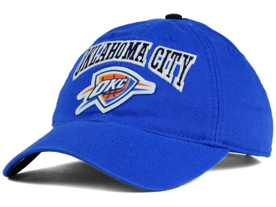 Oklahoma City Thunder adidas NBA Loyal Fan Adjustable Hat