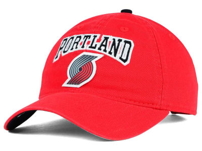 Portland Trail Blazers adidas NBA Loyal Fan Adjustable Hat