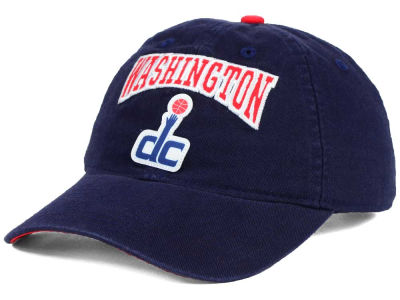 Washington Wizards adidas NBA Loyal Fan Adjustable Hat