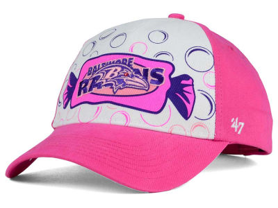 Baltimore Ravens '47 NFL Girls Juicee Cap