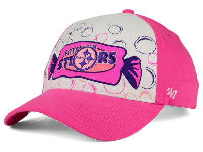 Pittsburgh Steelers '47 NFL Girls Juicee Cap