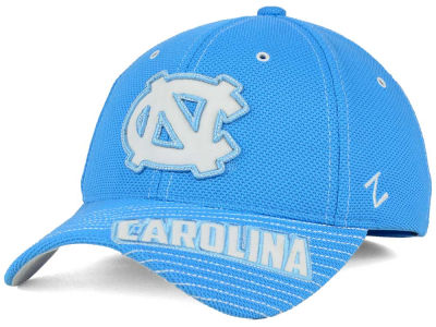 North Carolina Tar Heels Zephyr NCAA Slant Team Color Flex Hat