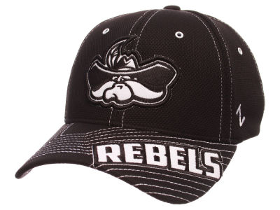 UNLV Runnin Rebels Zephyr NCAA Slant Team Color Flex Hat