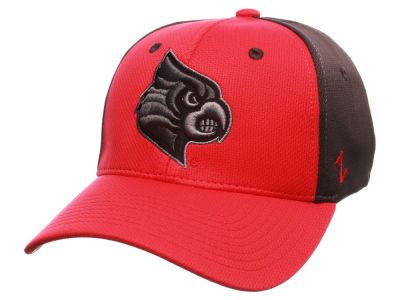Louisville Cardinals Zephyr NCAA Monsoon Flex Hat