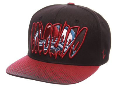 Colorado Avalanche Zephyr NHL Youth Graffiti Adjustable Hat