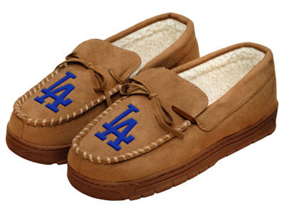 Los Angeles Dodgers Moccasin Slipper