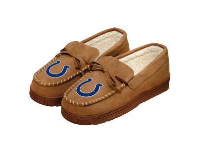 Indianapolis Colts Forever Collectibles Moccasin Slipper