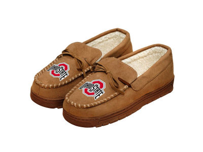 Ohio State Buckeyes Forever Collectibles Moccasin Slipper