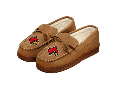 Louisville Cardinals Forever Collectibles Moccasin Slipper