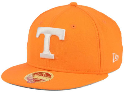 Tennessee Volunteers New Era NCAA Classic Wool 59FIFTY Cap