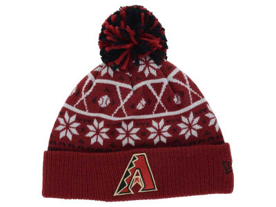 Arizona Diamondbacks New Era MLB Sweater Chill Pom Knit