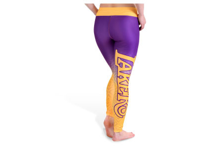 Los Angeles Lakers La Tilda NBA Women's Gradient Legging