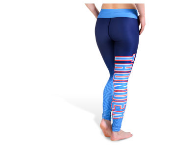 Oklahoma City Thunder La Tilda NBA Women's Gradient Legging