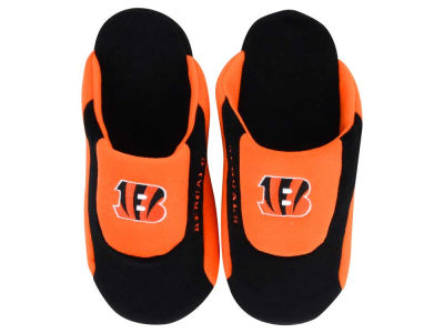 Cincinnati Bengals Youth Furry Slippers