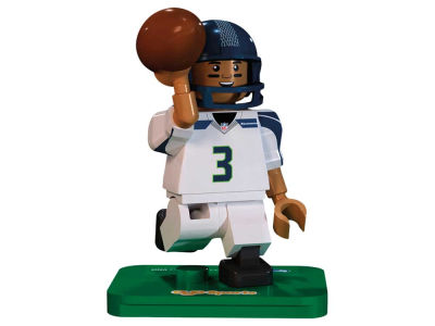 Seattle Seahawks Russell Wilson OYO Figure Generation 3