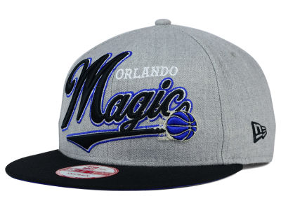Orlando Magic New Era NBA HWC Big Heather 9FIFTY Snapback Cap