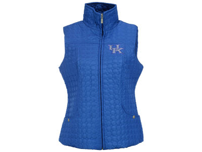 Kentucky Wildcats NCAA Missy Quilted Vest