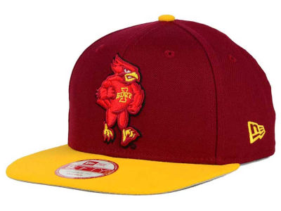 Iowa State Cyclones New Era NCAA Core 9FIFTY Snapback Cap