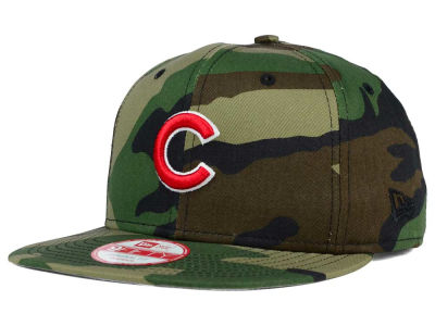 Chicago Cubs New Era MLB State Clip 9FIFTY Snapback Cap