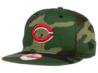 Cincinnati Reds New Era MLB State Clip 9FIFTY Snapback Cap