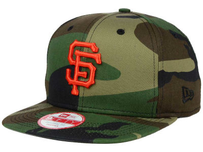 San Francisco Giants New Era MLB State Clip 9FIFTY Snapback Cap