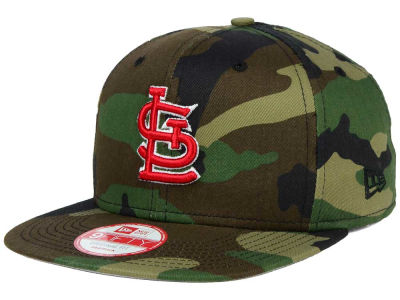 St. Louis Cardinals New Era MLB State Clip 9FIFTY Snapback Cap