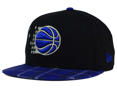 Orlando Magic New Era NBA HWC Team Plaid 9FIFTY Snapback Cap