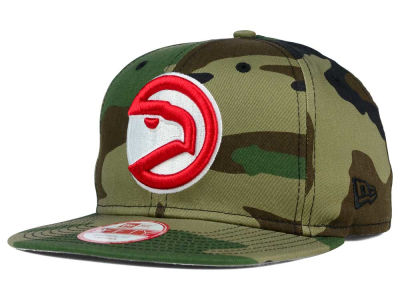 Atlanta Hawks New Era NBA HWC State Clip 9FIFTY Snapback Cap
