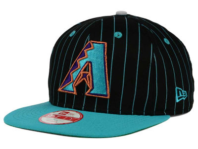 Arizona Diamondbacks New Era MLB Vintage Pinstripe 9FIFTY Snapback Cap