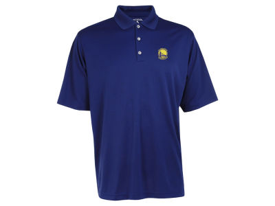 Golden State Warriors NBA Men's Exceed Polo Shirt