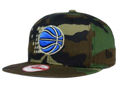 Orlando Magic New Era NBA HWC State Clip 9FIFTY Snapback Cap