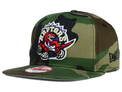 Toronto Raptors New Era NBA HWC State Clip 9FIFTY Snapback Cap