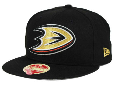 Anaheim Ducks New Era NHL Classic Wool 59FIFTY Cap
