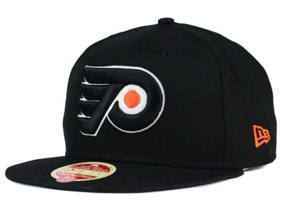Philadelphia Flyers New Era NHL Classic Wool 59FIFTY Cap
