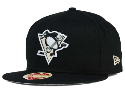 Pittsburgh Penguins New Era NHL Classic Wool 59FIFTY Cap