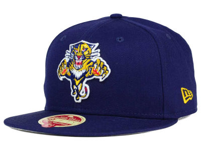 Florida Panthers New Era NHL Classic Wool 59FIFTY Cap