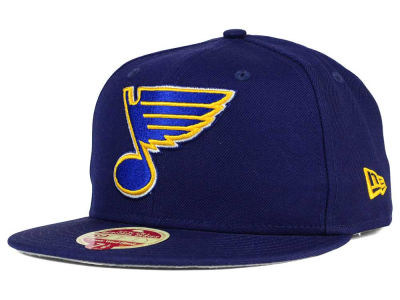 St. Louis Blues New Era NHL Classic Wool 59FIFTY Cap