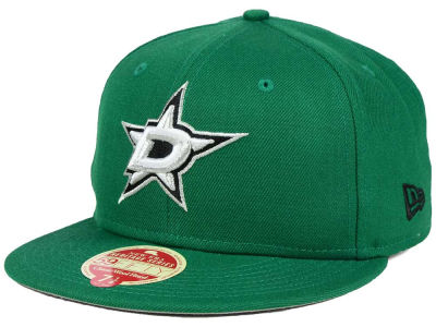 Dallas Stars New Era NHL Classic Wool 59FIFTY Cap
