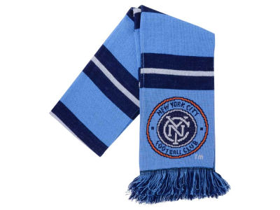 New York City FC MLS Skyline Scarf