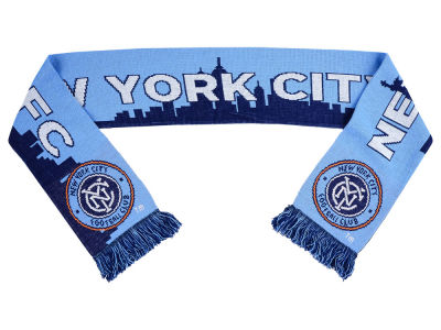 New York City FC MLS Classic Bar Scarf