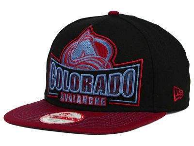 Colorado Avalanche New Era NHL Grader 9FIFTY Snapback Cap