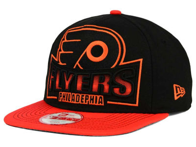 Philadelphia Flyers New Era NHL Grader 9FIFTY Snapback Cap