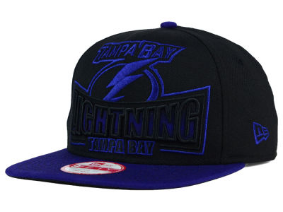 Tampa Bay Lightning New Era NHL Grader 9FIFTY Snapback Cap