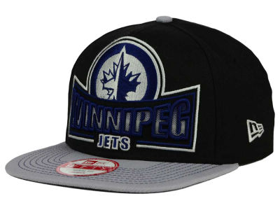 Winnipeg Jets New Era NHL Grader 9FIFTY Snapback Cap