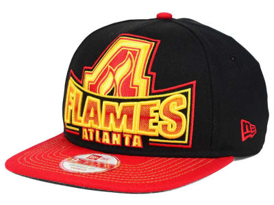 Atlanta Flames New Era NHL Grader 9FIFTY Snapback Cap